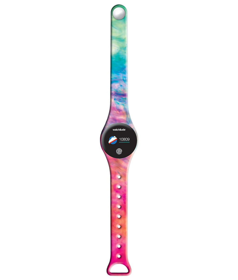 Water Palette - Watchitude Move 2 | Blip Watch Band (Band Only)