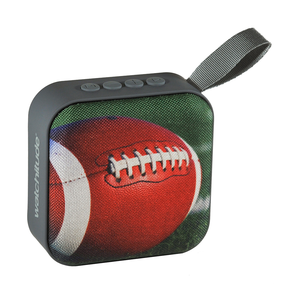 Football - Watchitude Jamm'd - Wireless Speaker