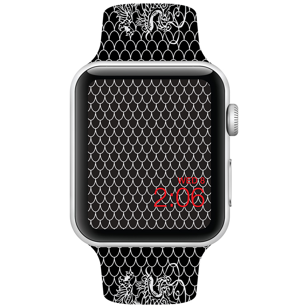 Dragon Scales - 42mm - Apple Watch Band - Fits Apple Watch