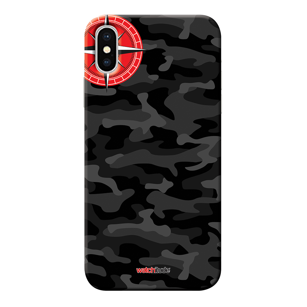 Black Ops X/XS - Watchitude Phone Case - Fits iPhone X/XS