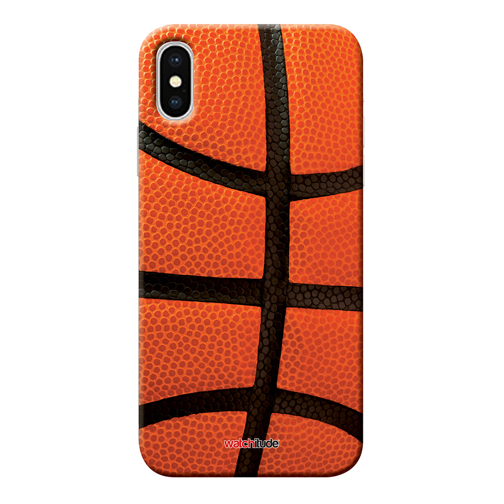 Basketball X/XS - Watchitude Phone Case - Fits iPhone X/XS