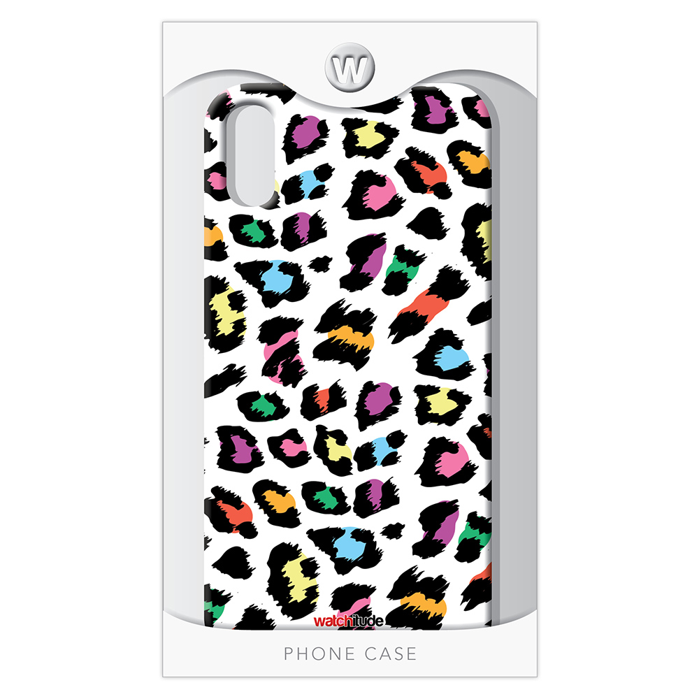 Leopard Camo XR - Watchitude Phone Case - Fits iPhone XR