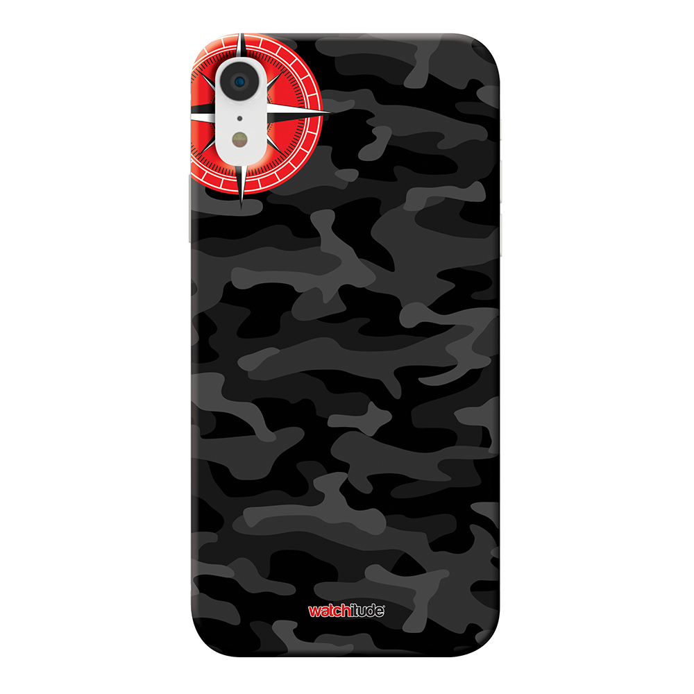 Black Ops XR - Watchitude Phone Case - Fits iPhone XR