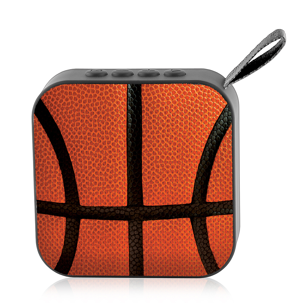 Basketball - Watchitude Jamm'd - Wireless Speaker