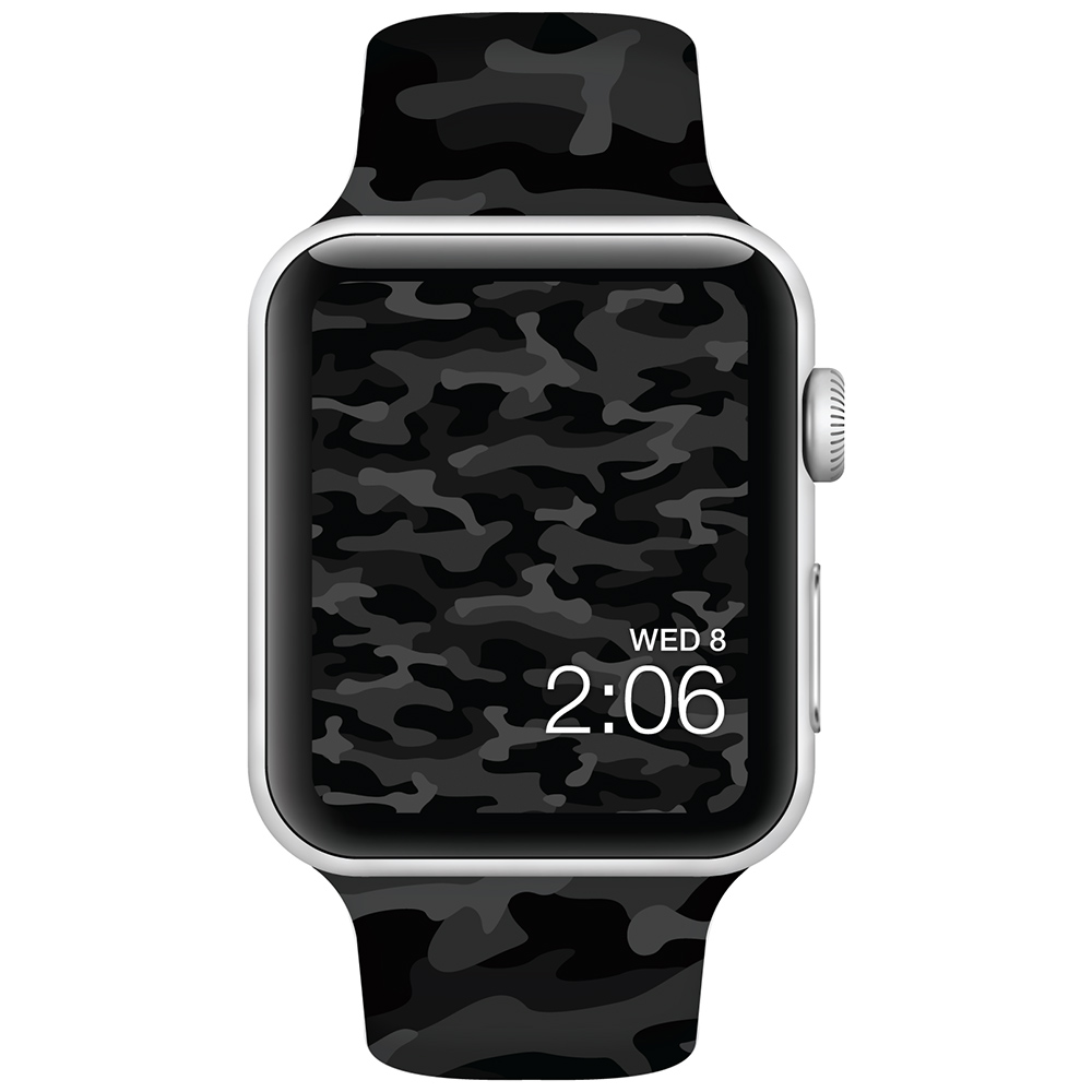 Black Ops - 42mm - Apple Watch Band - Fits Apple Watch