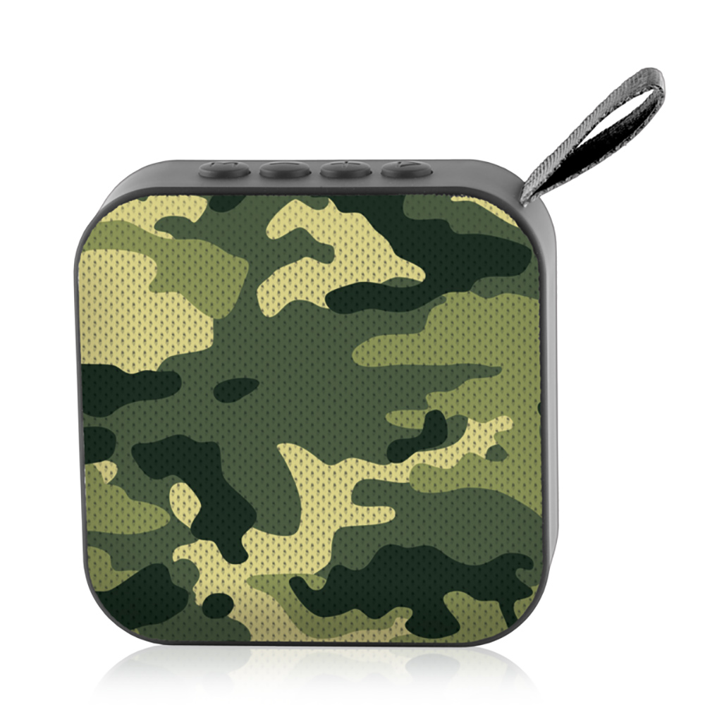 Army Camo - Watchitude Jamm'd - Wireless Speaker