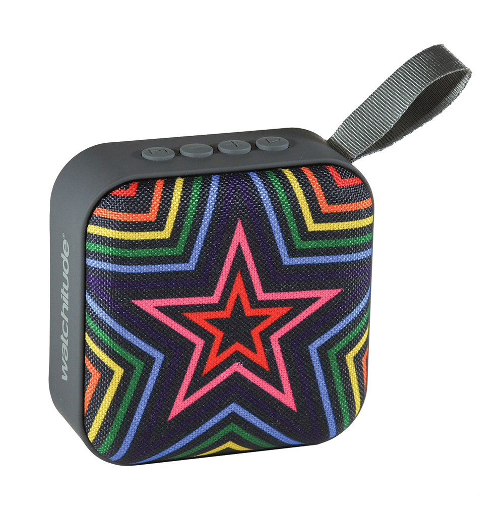 Rainbow Stars - Watchitude Jamm'd - Wireless Speaker