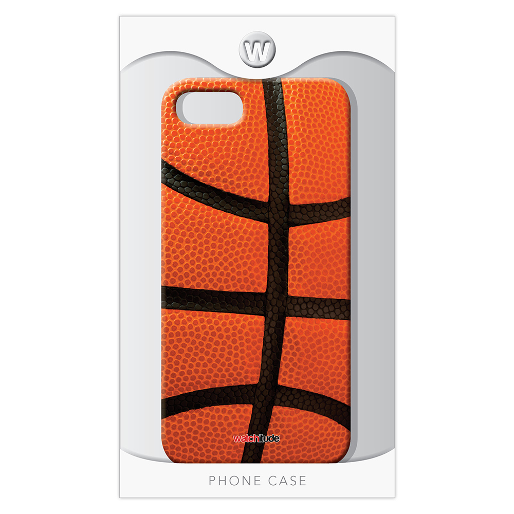 Basketball 7/8 - Watchitude Phone Case - Fits iPhone 7/8