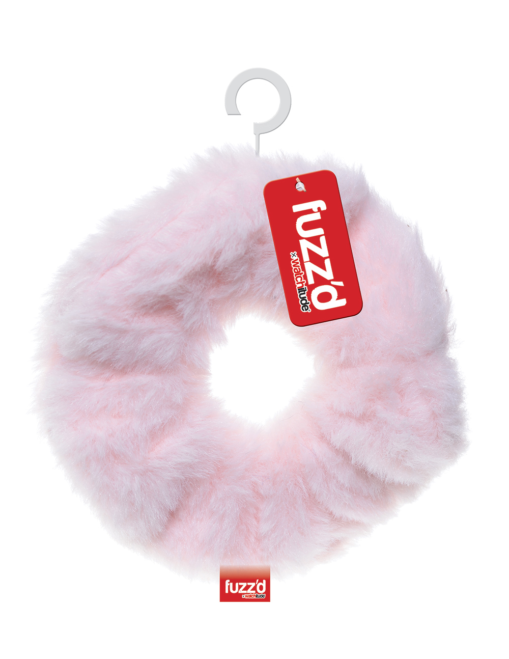 Strawberry Milkshake - Hair Tie - Fuzz'd x Watchitude