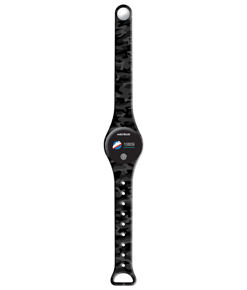 Black Ops - Watchitude Move 2 | Blip Watch Band (Band Only)