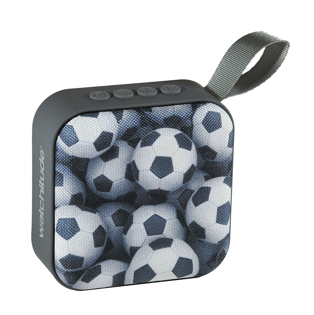 Soccer - Watchitude Jamm'd - Wireless Speaker