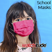 Watchitude School Masks